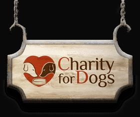 Das Chraity for Dogs Logo