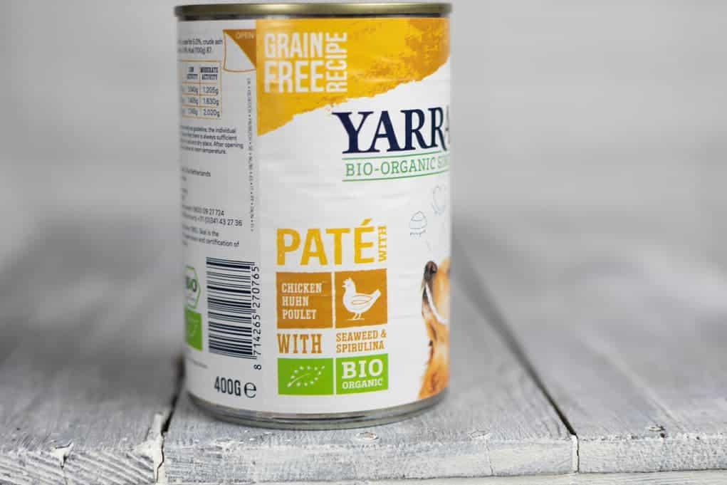 Yarrah Bio Patè Huhn