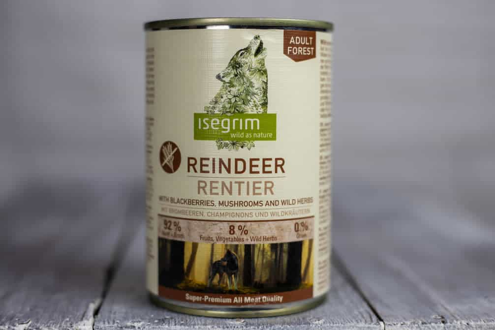 Isegrim Adult Rentier