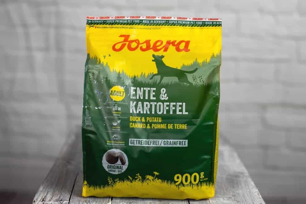 Josera Ente & Kartoffel Platz 2