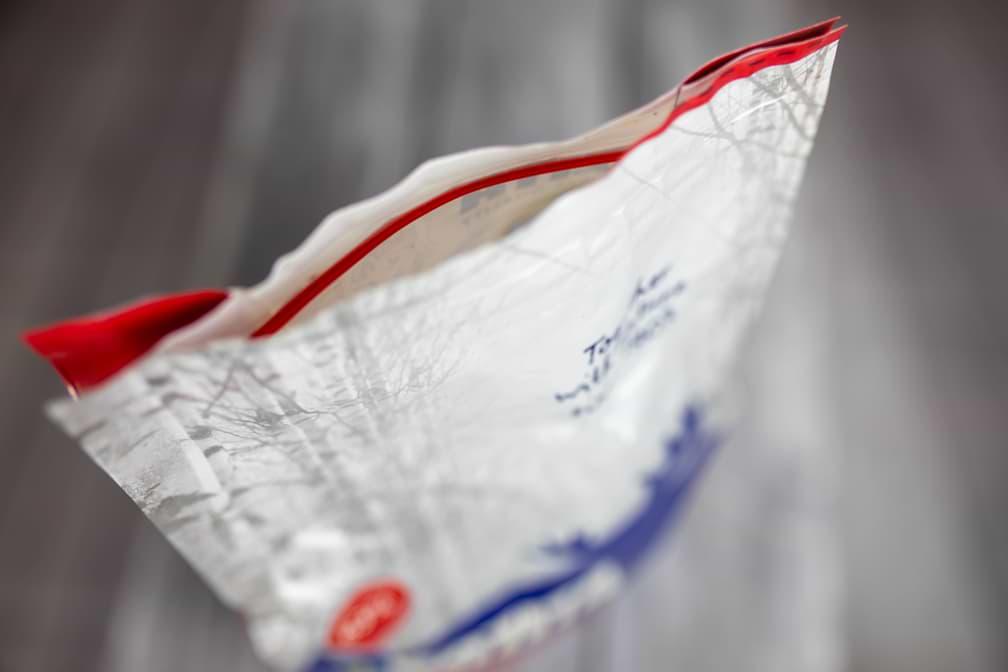 Verpackungsöffnung