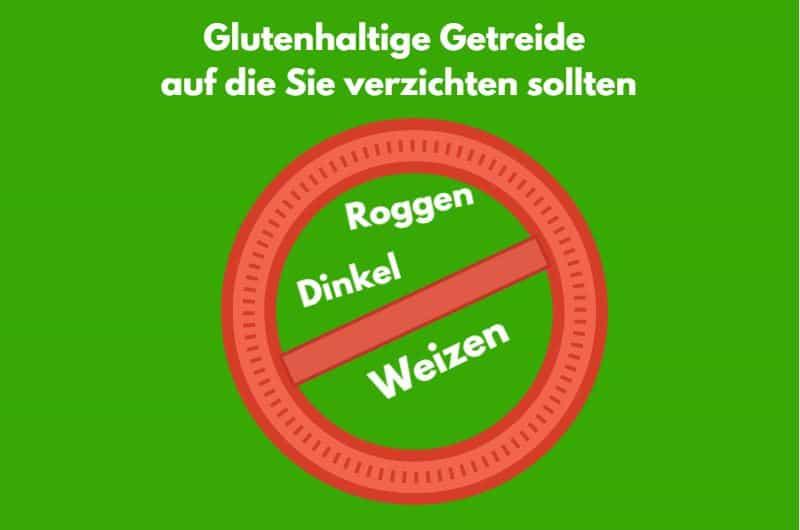 Liste Glutenhaltiger Getreidesorten